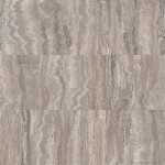 D818 Stone Travertine Argent